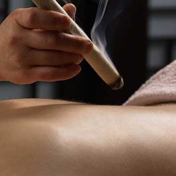Moxabustion and Heat Therapy